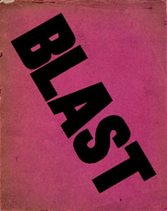 Blast No. 1: Review of the Great English Vortex, 1914
