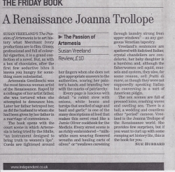 A Renaissance Joanna Trollope