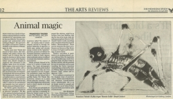 April 2000 Animal magic