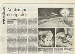 February 2006 Australian escapades