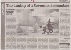 June 2008 The taming of a Seventies iconoclast
