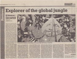 May 2006 Explorer of the global jungle