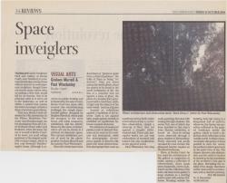 October 2004 Space inveiglers