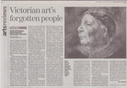 October 2005 Victorian arts forgotten people