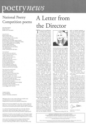 PoetryNews National Poetry Competition poems