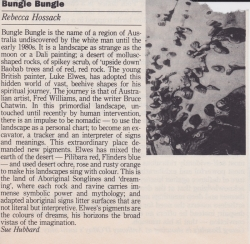 Bungle Bungle Rebecca Hossack