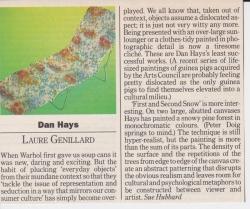Dan Hays Laure Genillard