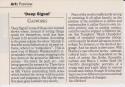 Deep Signal Gasworks
