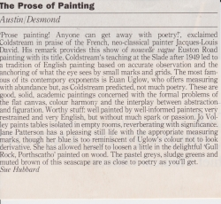 The Prose of Painting AustinDesmond
