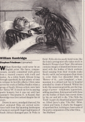 William Kentridge Stephen Friedman