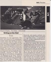 Writing on the Wall Tate