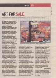 Art for Sale Nick Archer Forever England @ Sarah Myerschough Fine Art