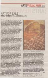 Art for Sale Tomas Watson @ Jill George Gallery